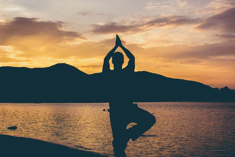 Yoga poses for after a Hike!